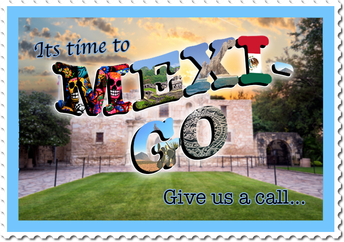 Mexico destination graphic